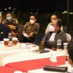 Pemkab Kuningan dan Pemkot Cirebon Bahas Kerjasama Pengelolaan Sumber Mata Air Desa Paniis Pasawahan